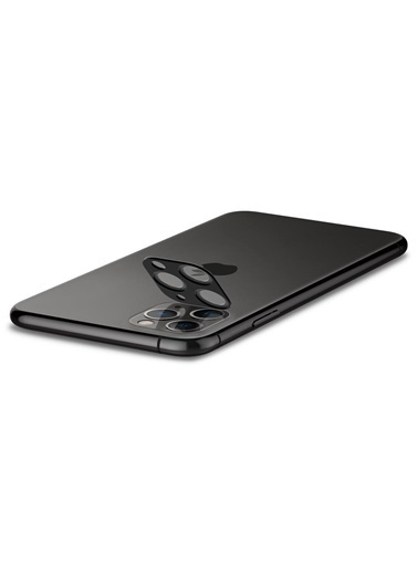 Spigen iPhone 11 Pro Max / 11 Pro Kamera Lens Cam Ekran Koruyucu, Full Cover (2 Adet) Renkli